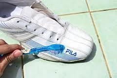 Limpar Sapato Branco Facilmente 2