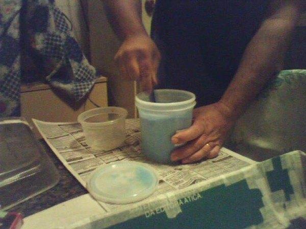 6-como fazer molde de silicone ou borracha