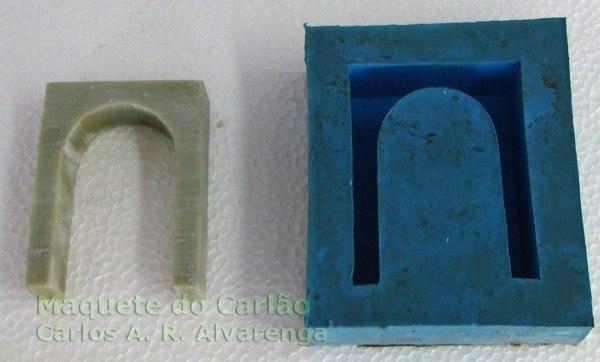 7-como fazer molde de silicone ou borracha