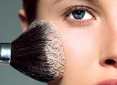 Remover Mancha de Pó de Maquiagem