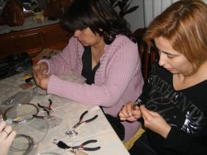 Bijuterias de arame: Aprenda a técnica 2