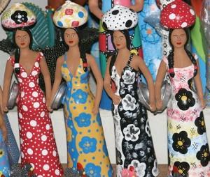 Bonecas de argila 2