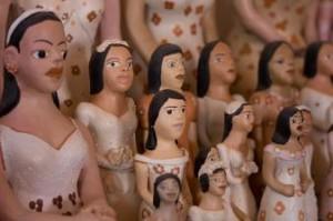 Como fazer bonecas de argila passo a passo 2