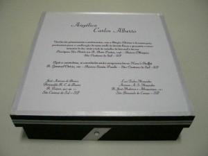 Caixa para convite de casamento 4