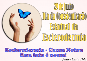 Dia da Esclerodermia Sistêmica em SP: 29 de junho 4