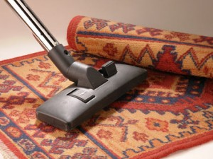 Limpar tapetes orientais, sintéticos e de fibras em casa