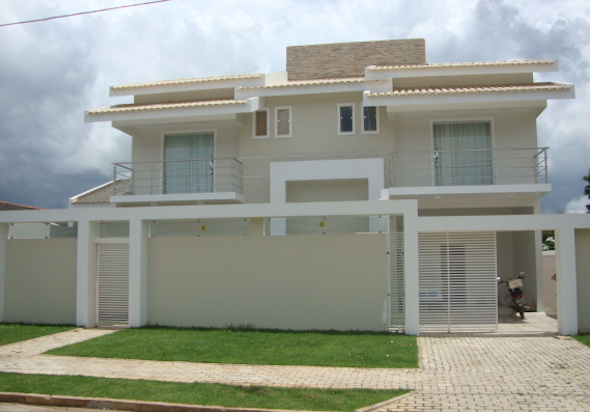 muros de casas modernas11