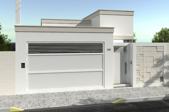 muros de casas modernas13
