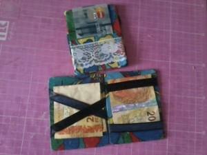 Montar uma carteira mágica 2