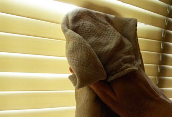 Como limpar persianas2
