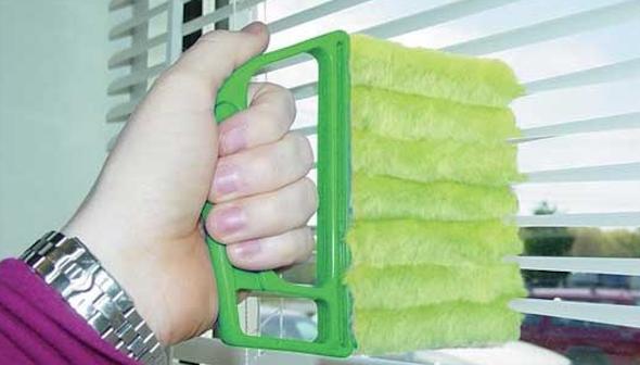 Como limpar persianas3