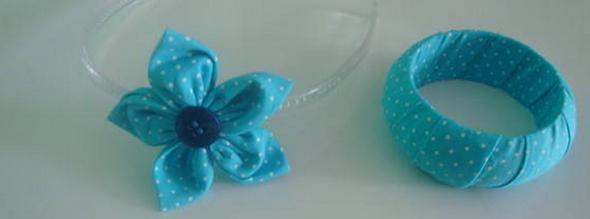 tiaras e pulseiras artesanais 2