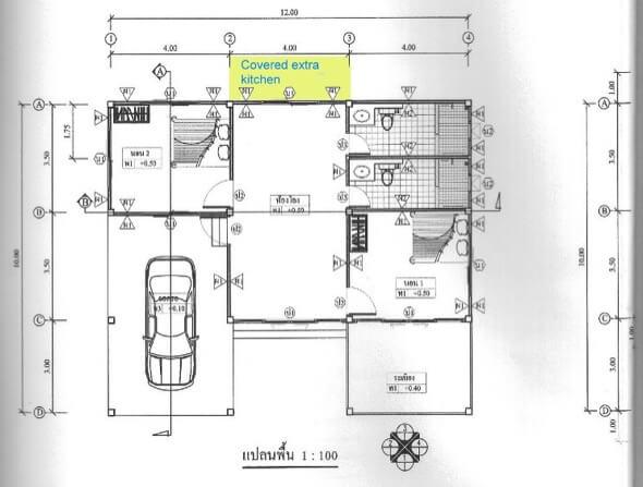 16-plantas de casas com piscinas modelos