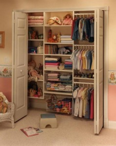 Como organizar seu armário 1