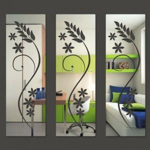 Espelhos decorativos para cozinha 11