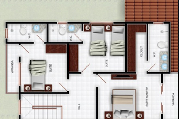 plantas+de+casas+modernas+2+3+dormi7