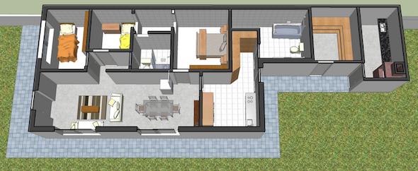 plantas+de+casas+modernas+2+3+dormi9