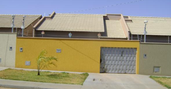 14-Frente de casas com muros exemplos bonitos