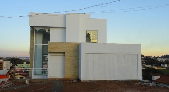 16-Frente de casas com muros exemplos bonitos