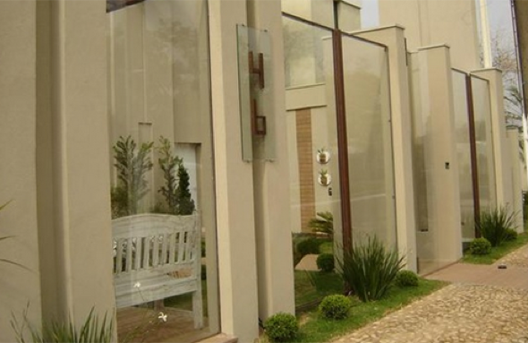 19-Frente de casas com muros exemplos bonitos