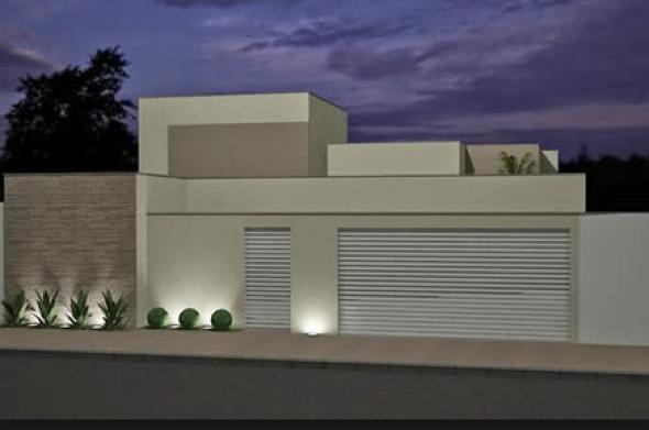 24-Frente de casas com muros exemplos bonitos