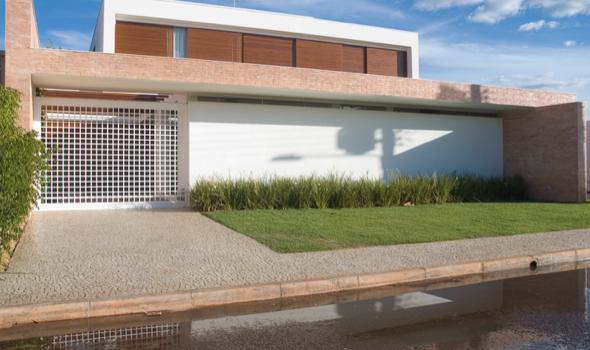 30-Frente de casas com muros exemplos bonitos