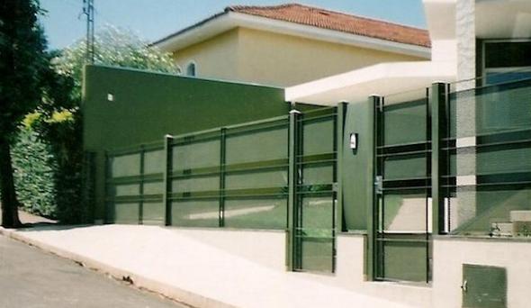 6-Frente de casas com muros exemplos bonitos