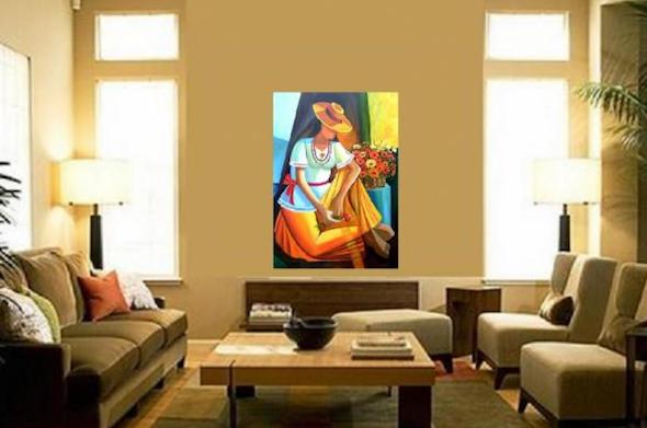 Conjunto de quadros para decoração10