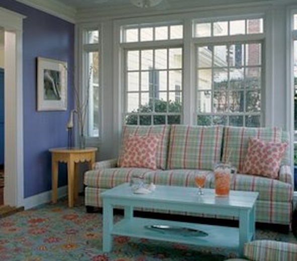 Móveis coloridos para sala11