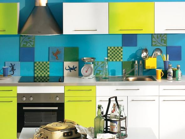 cozinhas multicoloridas modelos12
