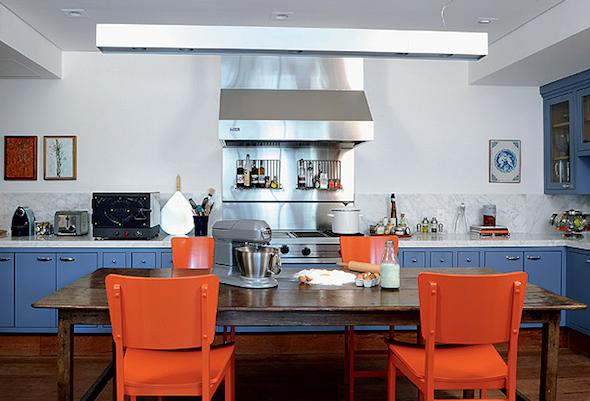 cozinhas multicoloridas modelos15