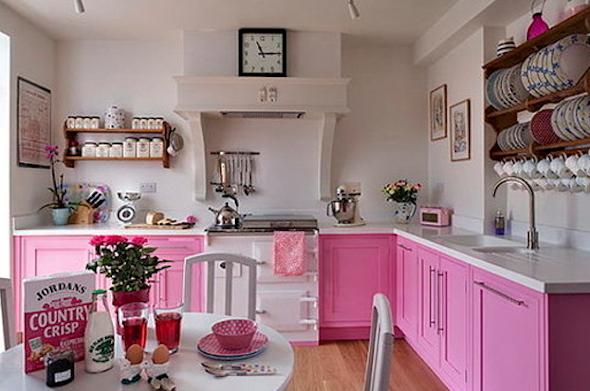 cozinhas multicoloridas modelos20