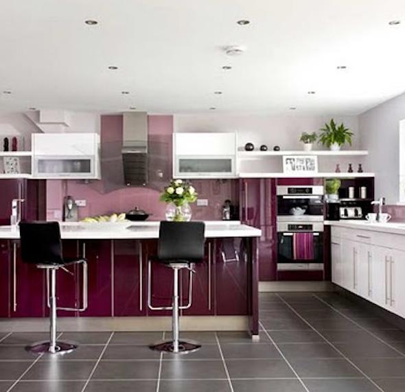 cozinhas multicoloridas modelos4
