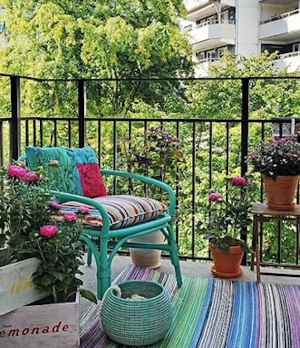 montar mini jardim apartamento9