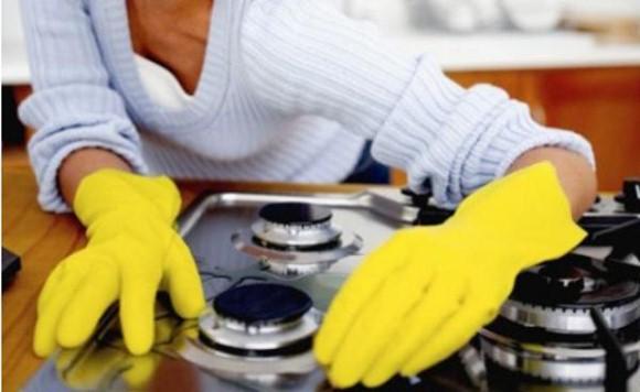 Como limpar a cozinha 007