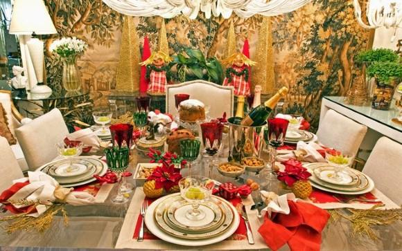 Mesa de Natal 2013 004