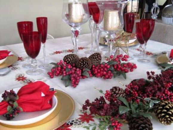 Mesa de Natal 2013 007