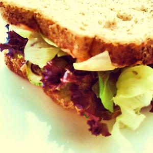 Sanduíche Vegetariano 1