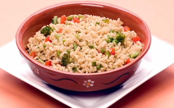 fazer arroz primavera3