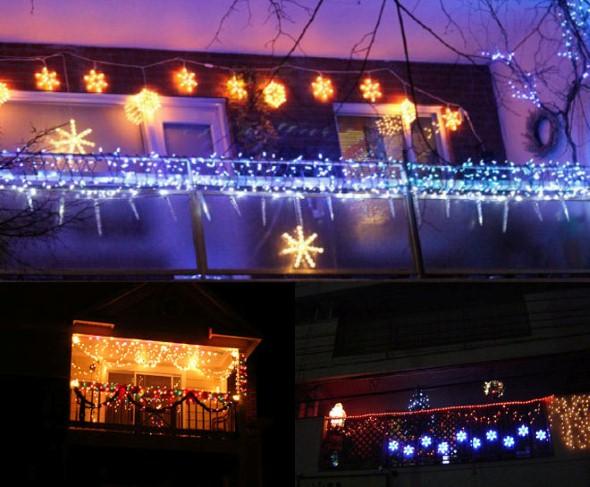 Como decorar varanda apartamento para o natal 2013 003