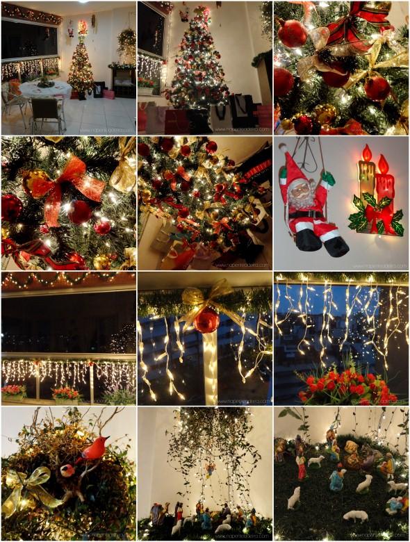 Como decorar varanda apartamento para o natal 2013 010