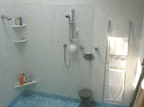 Banheiro adaptado para idosos 1