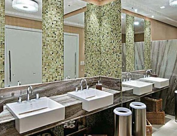 Banheiro contemporâneo 2