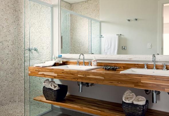 Banheiro de casal como montar e decorar 1