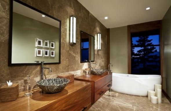 Banheiro de casal como montar e decorar 4