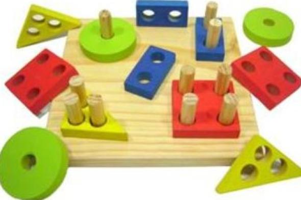 Como fazer brinquedos de madeira 1