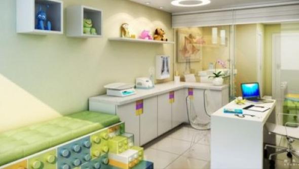 Decoração para clínica pediátrica11
