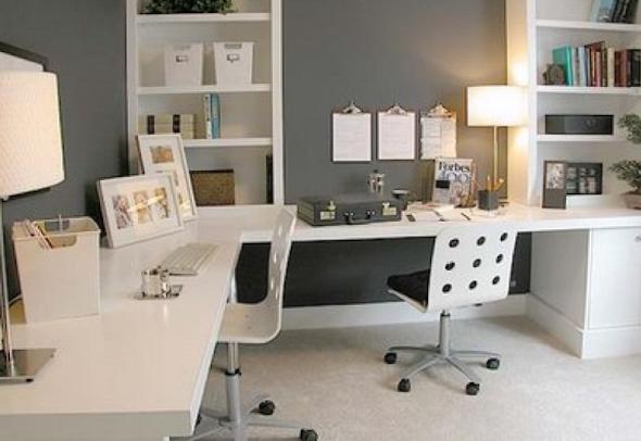 Decorar escritório moderno2