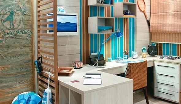 Decorar escritório pequenos com até 30m²13
