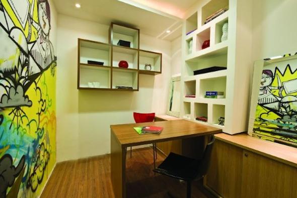 Decorar escritório pequenos com até 30m²9